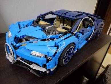 Display Set Buggati