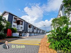 Bm Towm Sunway Wellesley • Gated & guarded community