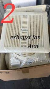 Exaust fan 1 unit Media i