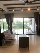 [Limited Balcony Unit] at The Hyve 2R1B BBQ area, third avenue Cybersq