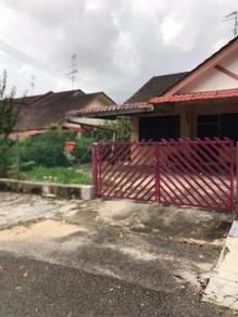 Single storey taman perling Jalan kosa tmn sutera perling height jb