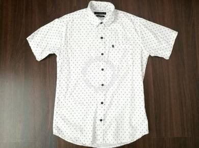 French Connection FCUK shirt White - M