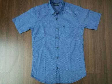 French Connection FCUK shirt Blue - M