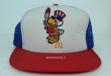 Mcd olimpic cap (snapback)