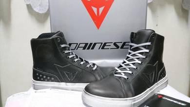 Kasut Leather Original Dainese Street Rocker 42