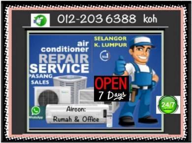 Aircond PRO AIRCON SEL/KL- KL CITY dll
