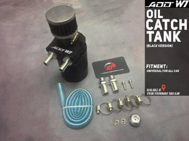 OIL CATCH TANK ADD-W1 version 2 Billet BREATHER