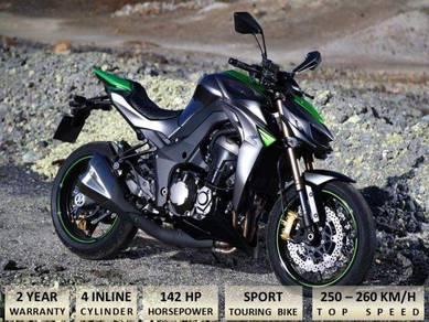 KAWASAKI Z 1000 ABS Free Akra(Apply Online)