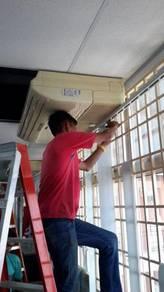 Aircond install