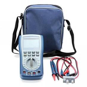 Handheld oscilloscope 200ksps