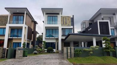 The Imperiale Residence (3 Storey Linked Bungalow) Gated & Guarded