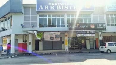 Rumah Kedai 2 Tingkat, Taman Tunku Sarina, Jitra