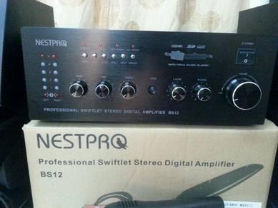 Amplifier Klasik Nestpro