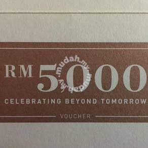 RM5000 Voucher Eco World properties