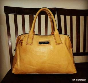 Tote Bag Fully Leather Arlington Milne