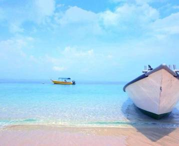 AMI Travel | 3D2N Relax at Kapas Island