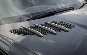 Mercedes-Benz AMG R171 SLK Hood Aero Wing Vent Set