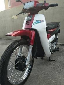 Yamaha sport y100