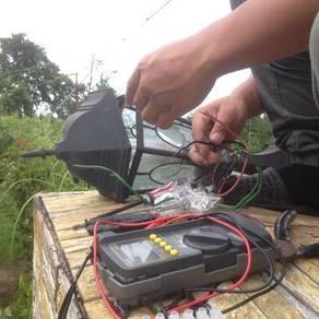 Servis 'wiring'