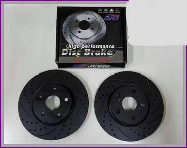 D2 performance sport disc rotor SAGA ISWARA GEN2