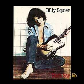 Billy Squier Don't Say No 180g LP