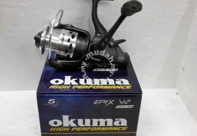NEW Okuma Epix V2 30 ~ 55 Fishing Reel Pancing
