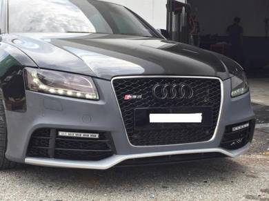 Audi A5 Pre Facelift RS5 Bumper RS5 bodykit