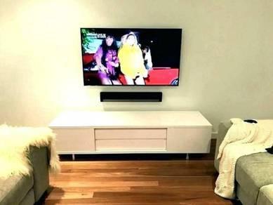 Bracket TV Melaka Kami Siap Pasangkan