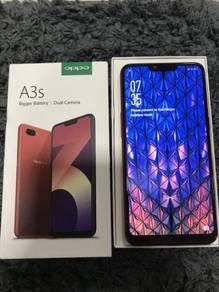 Oppo A3S 32GB Fullset