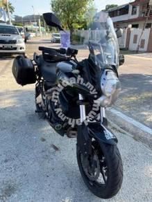 Kawasaki versys650 versys versys 650 2011/2012