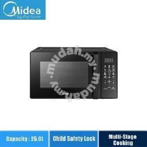 Midea Microwave Oven EM-825AGS-BK