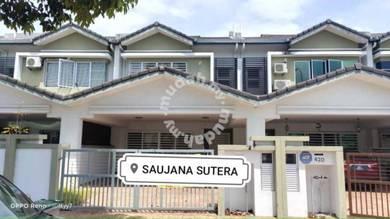 Double Storey Terrace Saujana Sutera Seremban 2