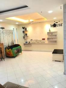 TUN AMINAH Double Storey, Jalan Hang Tuah, FULLY RENOVATED LOW DEPOSIT