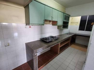 [STRATA READY] Apartment SUBANG SURIA Seksyen U5 Shah Alam MESTI BELI