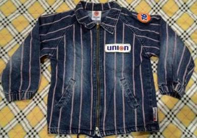 Jacket Denim Union 76