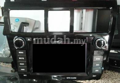 Toyota vios oem dvd player with gps full hd