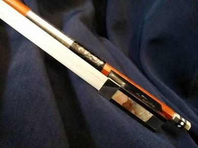 Pernambuco Wood Violin Bow