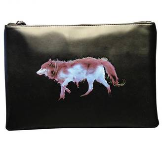 MBH546 Wolf Clutch Bag 2 In 1 Sling Large Capacity