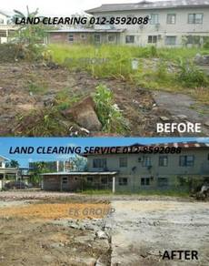 Sabah Land Clearing Services Specialist Expert