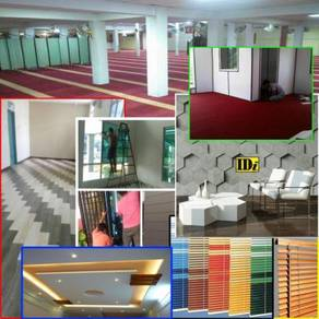 181. Carpet Office / Pejabat / Hotel