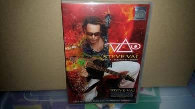 DVD Steve Vai - Visual Sound Theories