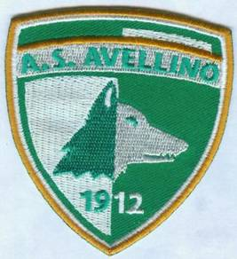 AS Avellino 1912 Italy Football Patch