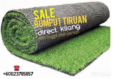 Sale rumput tiruan termurah / artificial grass