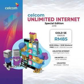 Celcom Unlimited Data SE