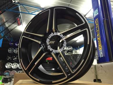 Abt fr 18inc rim FOR volkswagen golf scirocco