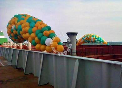 Belon lepas ke udara 200 or 300 pcs - 00882