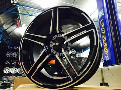 Abt fr 18 inc rim mercedes w176 w204