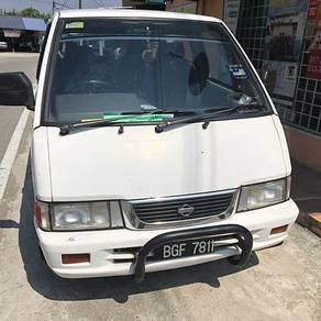 Nissan vannette c22