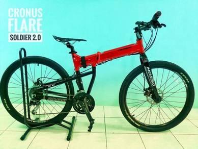 Folding Bike / Basikal Lipat 26''