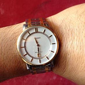 Orient sapphire crystal classic.